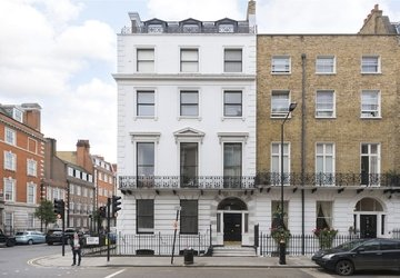 Apartment sold in Harley Street view1