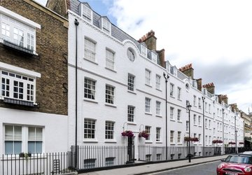 Apartment sold subject to contract in Homer Street view1