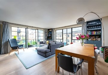 Apartment sold subject to contract in Ice Wharf view1