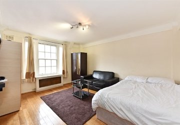 Studio Flat for sale in Park West view1
