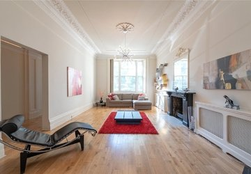 Apartment sold subject to contract in Westbourne Terrace view1