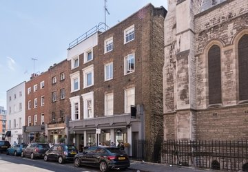 Apartment to rent in Blandford Street view1