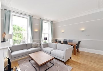 Maisonette to rent in Connaught Street view1