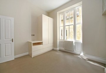 Studio Flat to rent in Nottingham Place view1