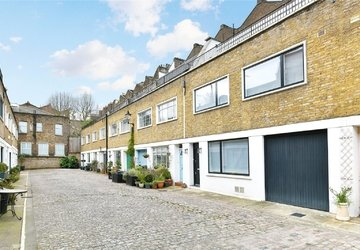 House to rent in Queens Mews view1