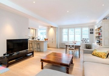 Apartment to rent in Stanhope Terrace view1
