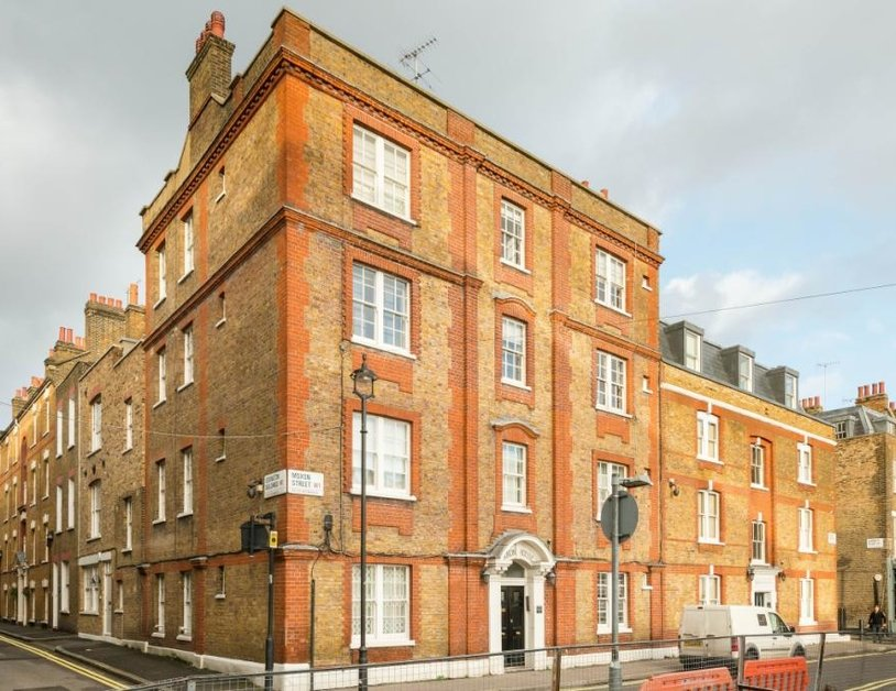 Apartment to rent in Moxon Street view13