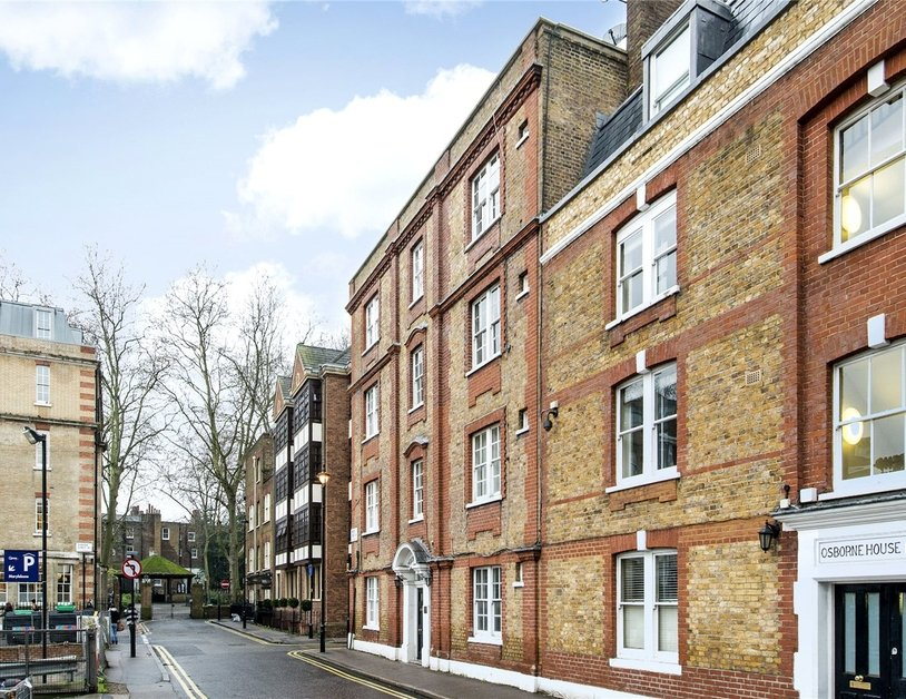 Apartment to rent in Moxon Street view11
