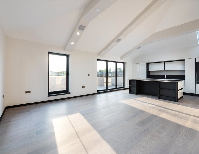 Penthouse for sale in Agar Grove view1
