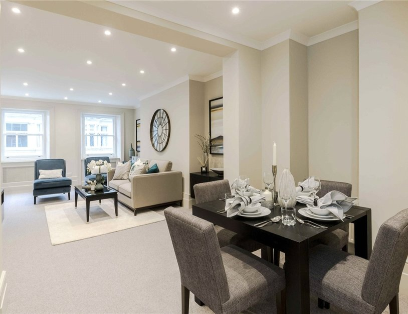 Maisonette for sale in Bentinck Street view4