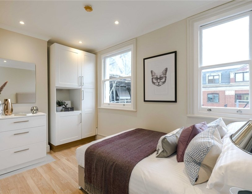 Maisonette for sale in Bentinck Street view20