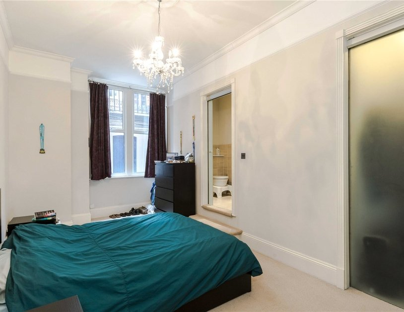 Apartment for sale in Bickenhall Street view9
