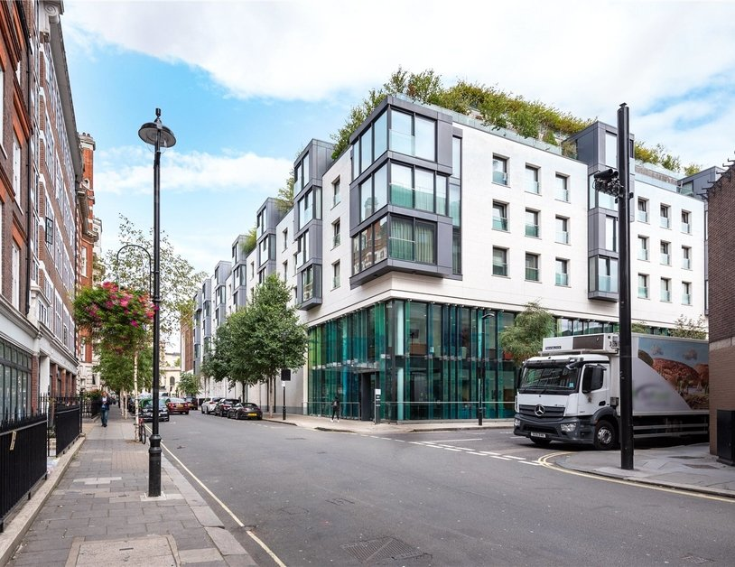 Apartment for sale in Bolsover Street view15
