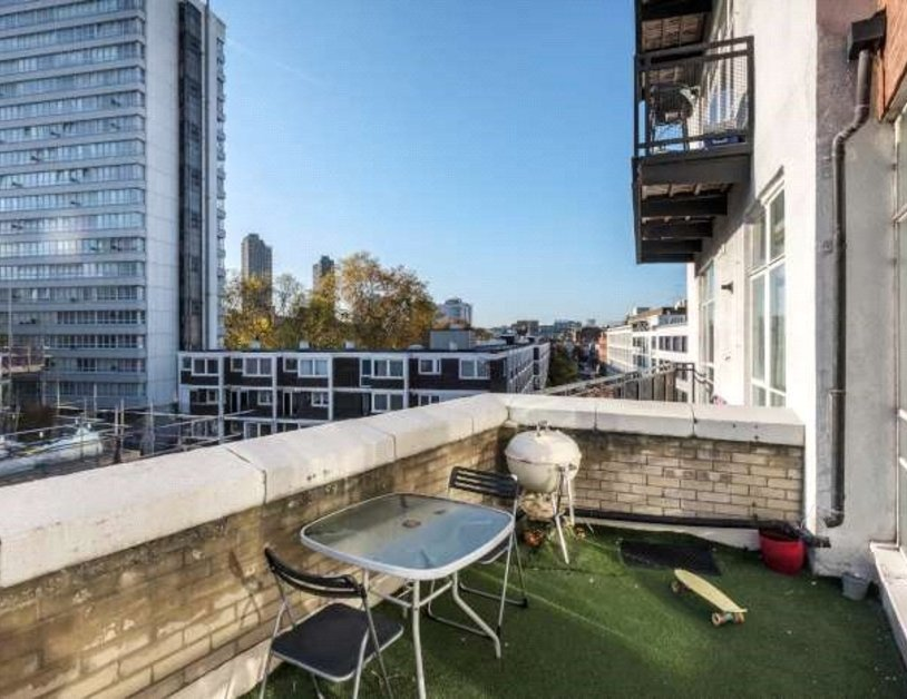 Apartment for sale in Bunhill Row view3