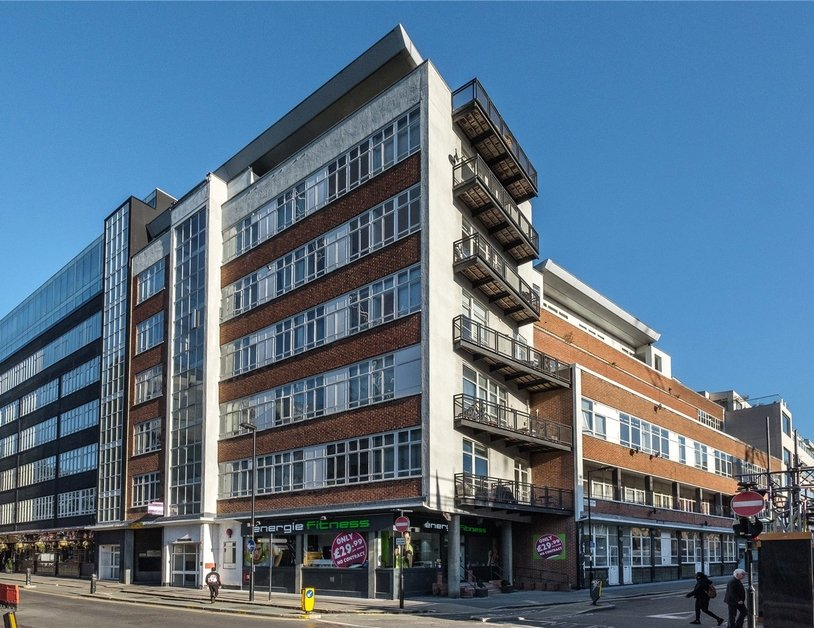 Apartment for sale in Bunhill Row view1