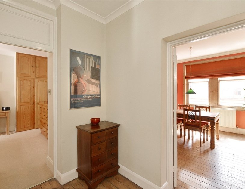 Apartment sold in Chiltern Street view8