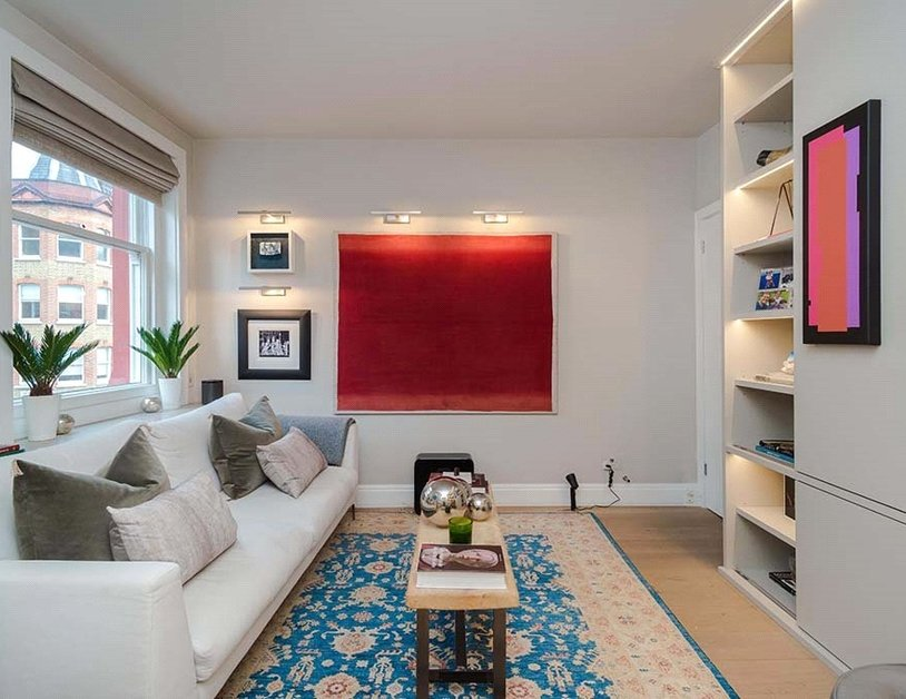 Apartment sold subject to contract in Chiltern Street view9