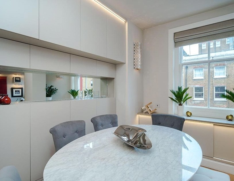 Apartment sold subject to contract in Chiltern Street view14