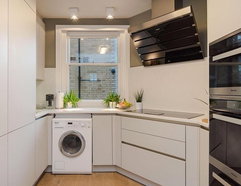 Apartment sold subject to contract in Chiltern Street view2