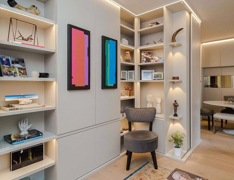 Apartment sold subject to contract in Chiltern Street view15