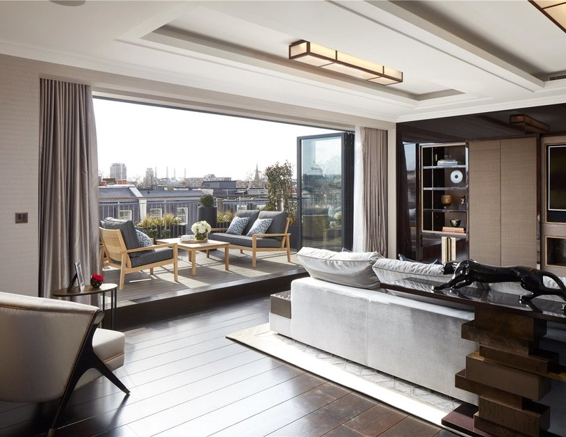 Penthouse for sale in Eaton Place view7