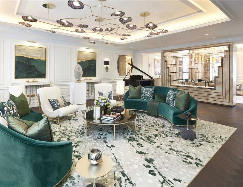 Penthouse for sale in Eaton Place view4