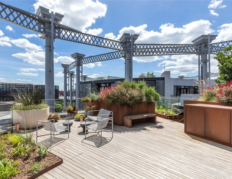 Apartment for sale in Gasholders Building view9