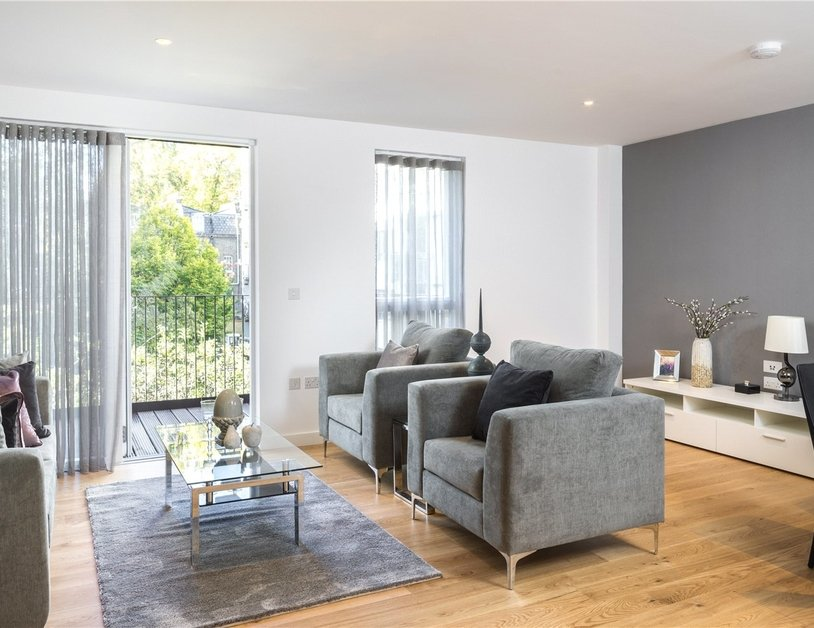 Apartment for sale in Grays Inn Road view2