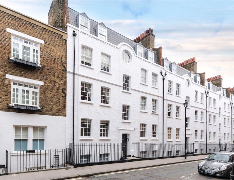 Apartment sold subject to contract in Homer Street view2