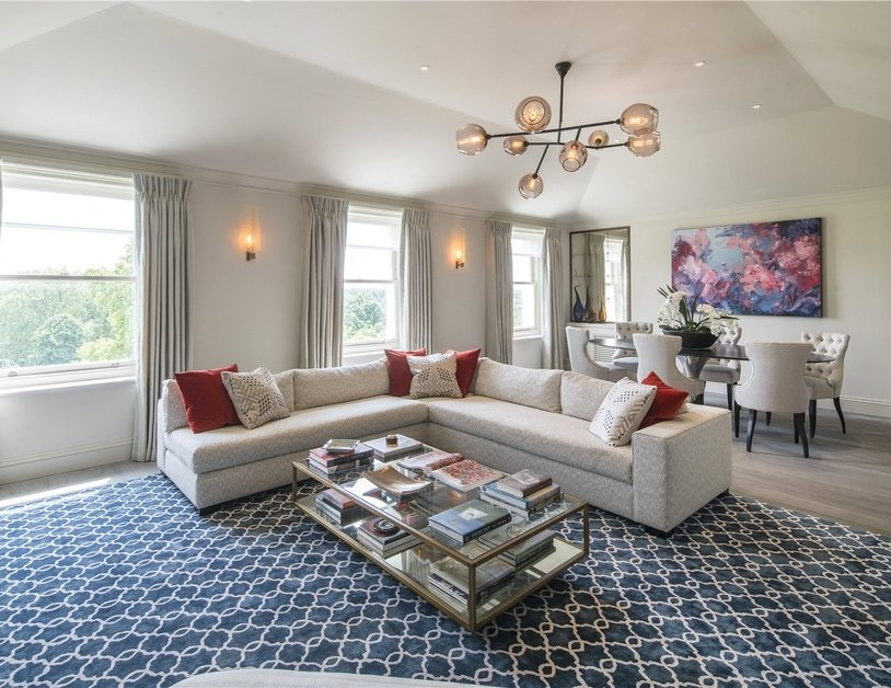 Penthouse sold in Hyde Park Gardens view4