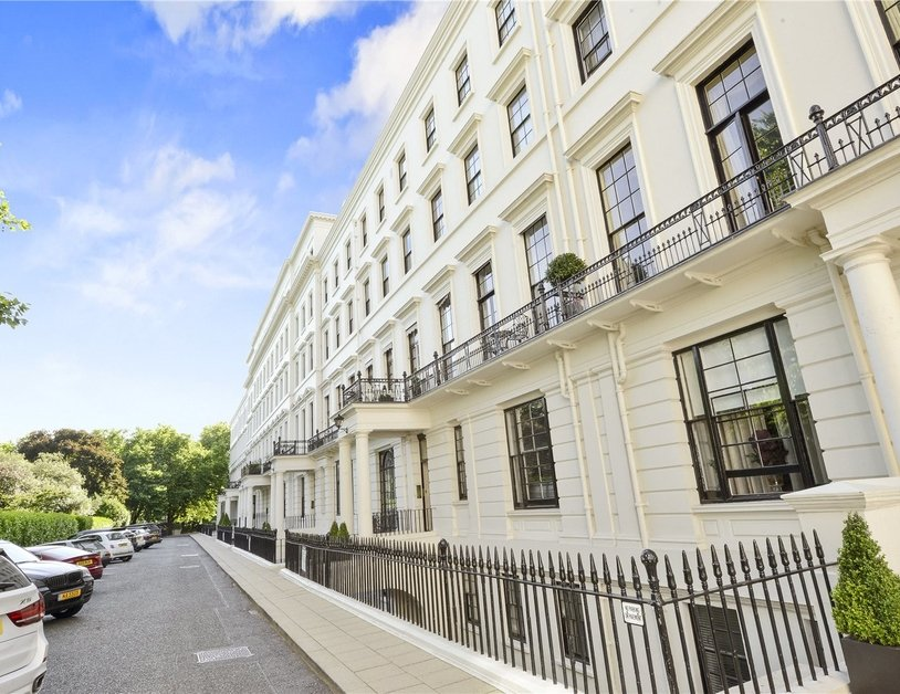 2 bedroom Apartment for sale in Hyde Park Gardens, London ...
