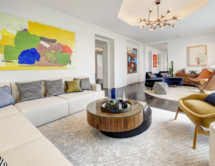 Penthouse for sale in Hyde Park Place view8