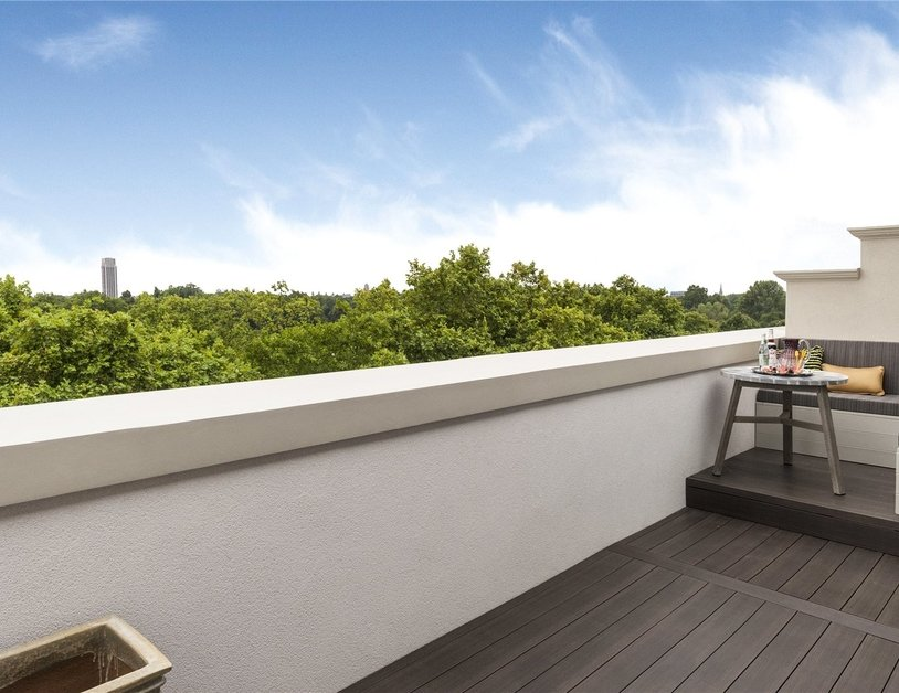 Penthouse for sale in Hyde Park Place view19