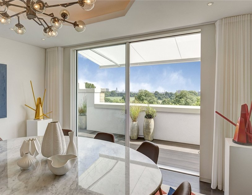Penthouse for sale in Hyde Park Place view17-thumb