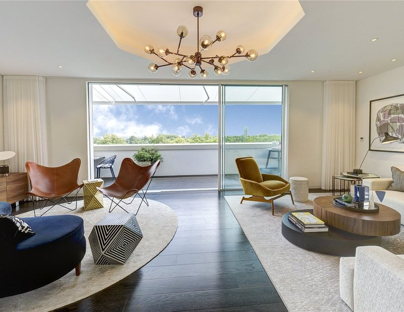 Penthouse for sale in Hyde Park Place view16