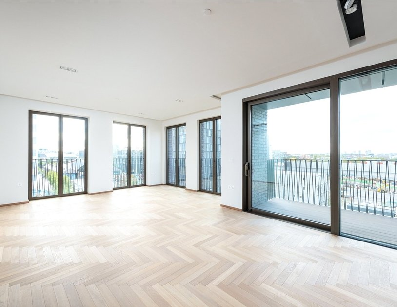 Apartment sold in Lewis Cubitt Walk view1