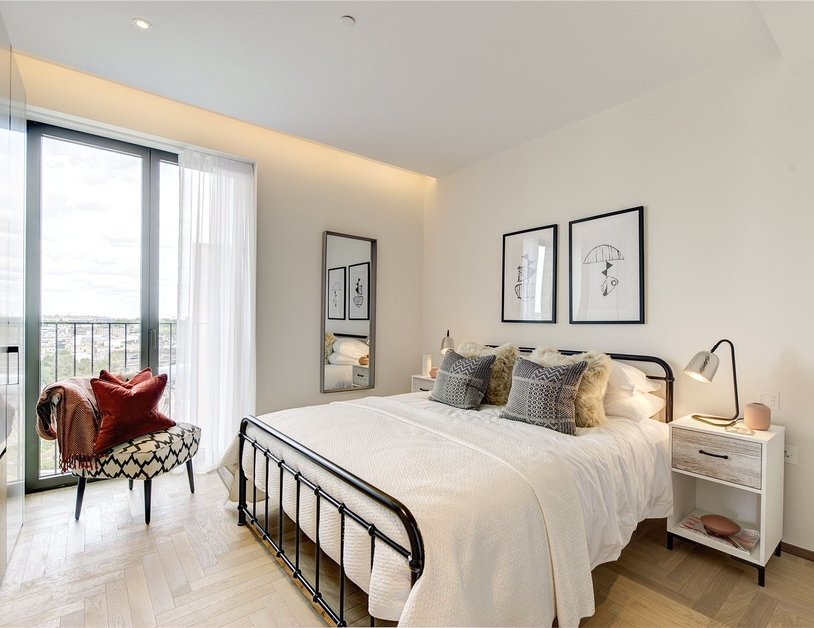Apartment sold in Lewis Cubitt Walk view2