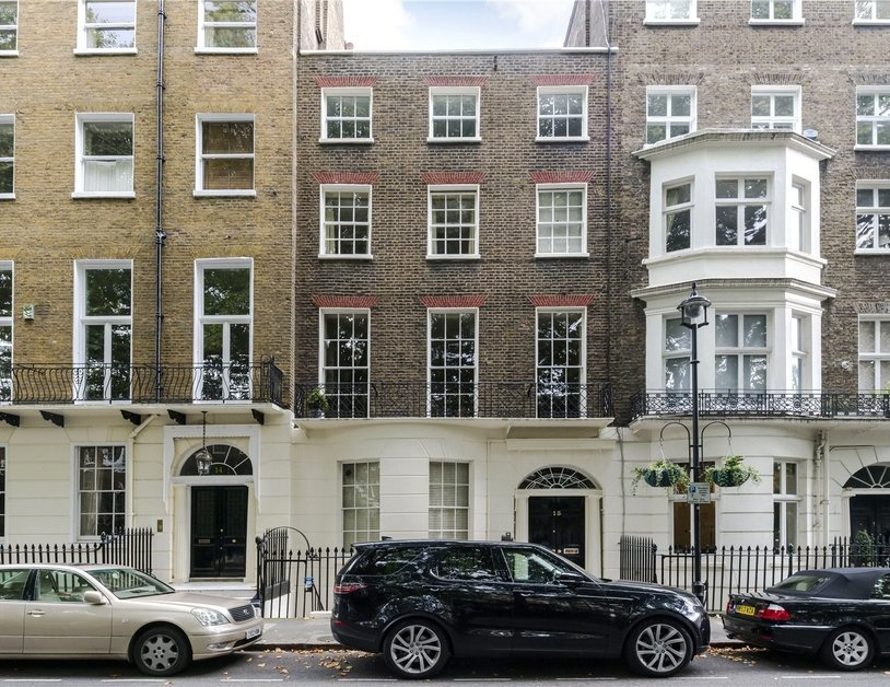 Duplex sold in Montagu  Square view3