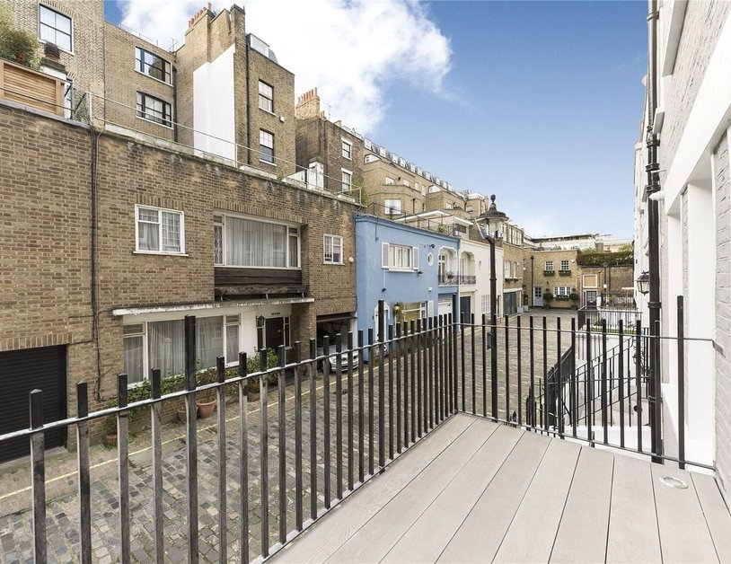 Apartment for sale in Montagu Square view9
