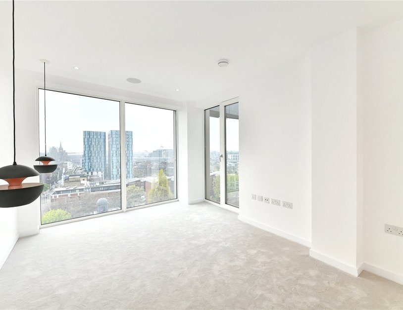 Penthouse for sale in Pentonville Road view6