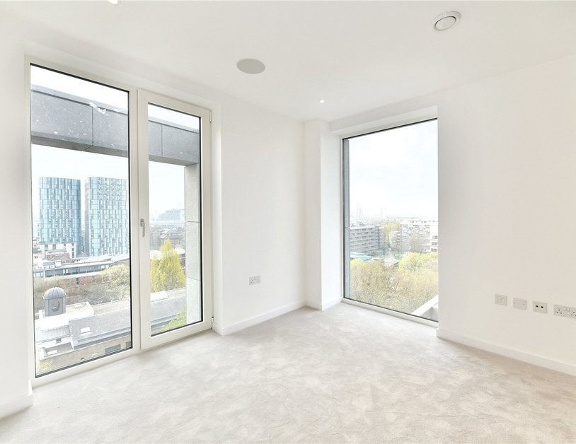 Penthouse for sale in Pentonville Road view8