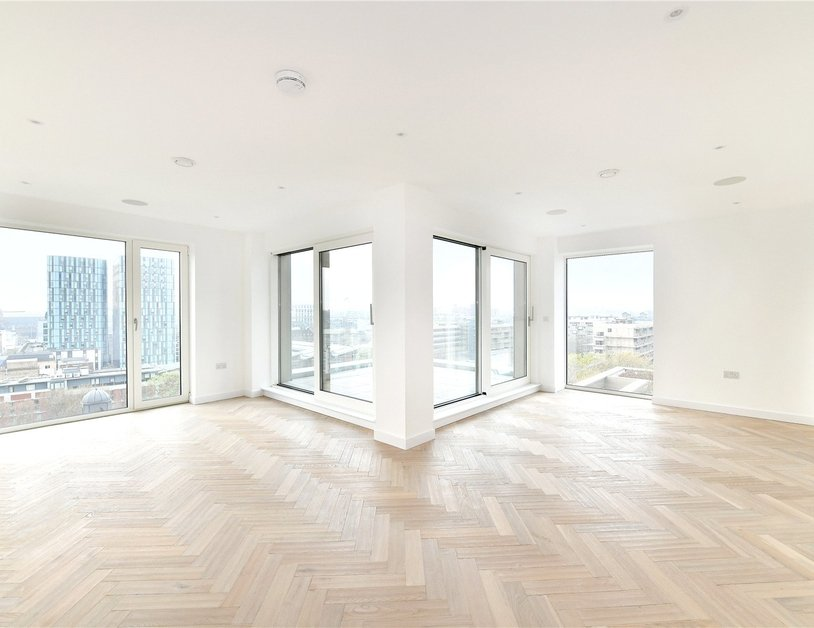 Penthouse for sale in Pentonville Road view2