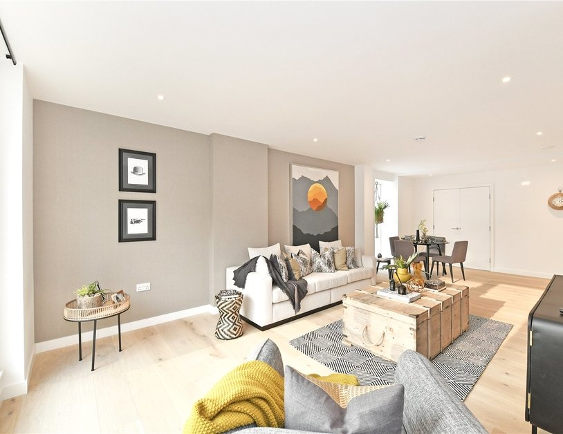 Apartment for sale in Pentonville Road view5