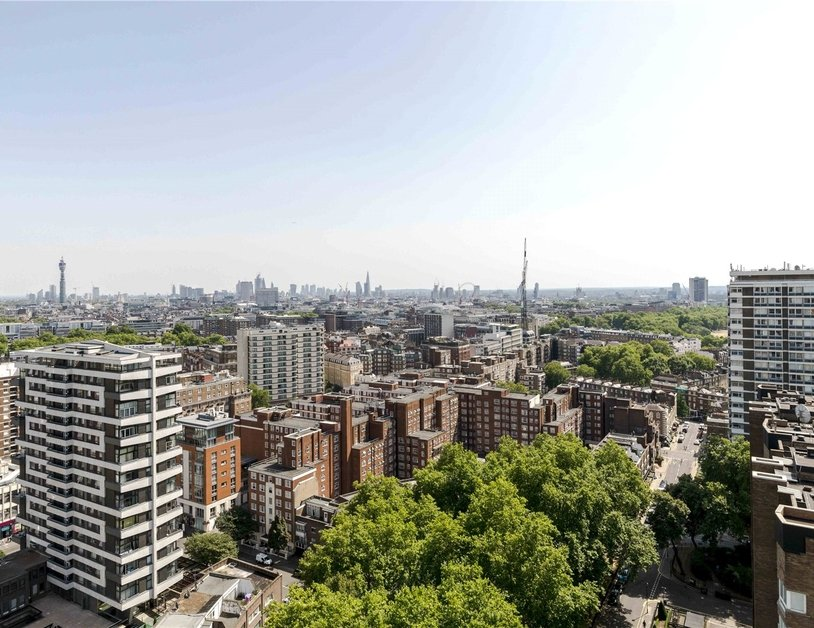Apartment sold subject to contract in Quadrangle Tower view6