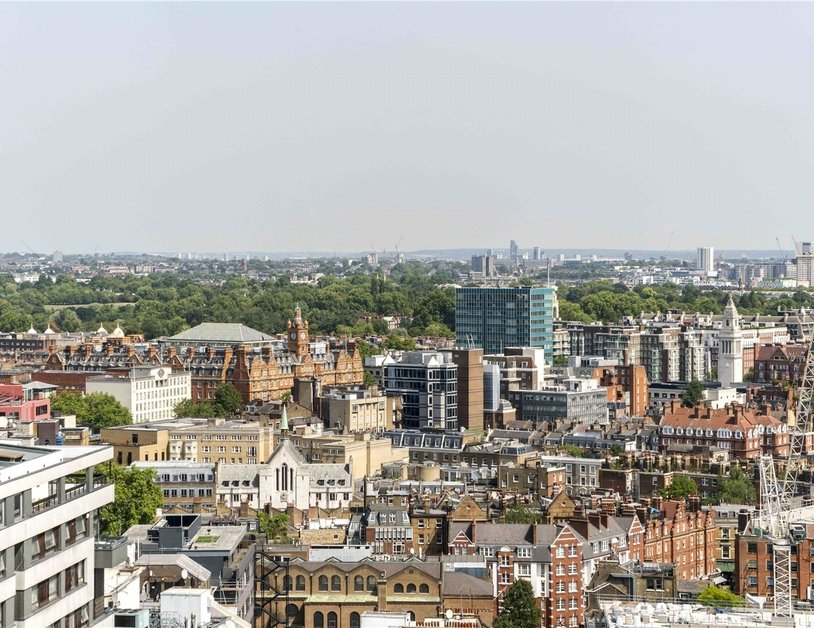 Apartment sold subject to contract in Quadrangle Tower view5