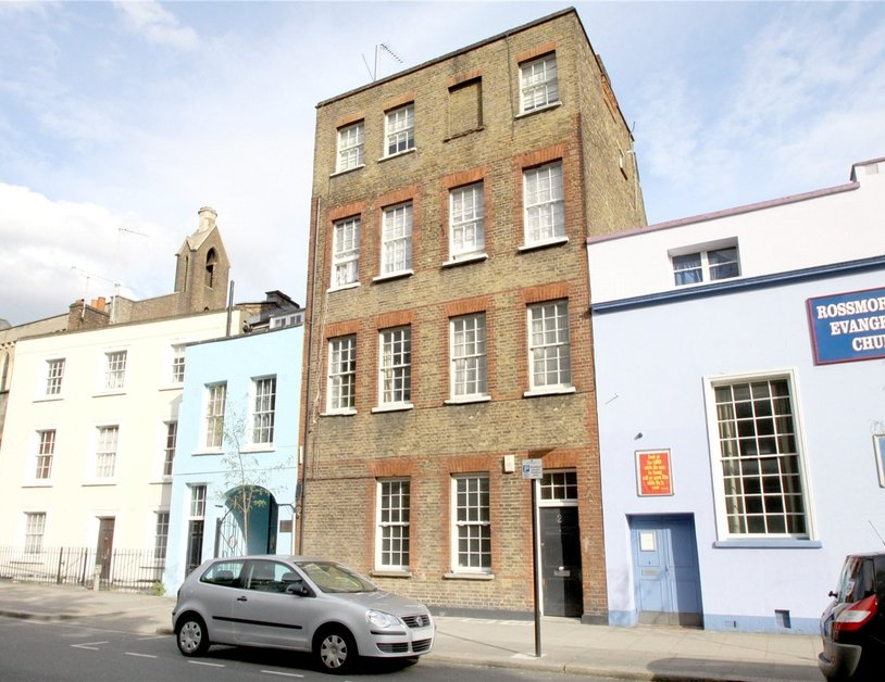 Duplex for sale in Rossmore Road view2