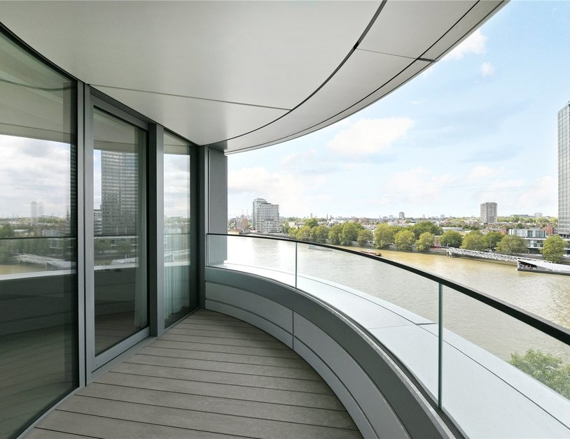 Apartment to rent in Albert Embankment view8