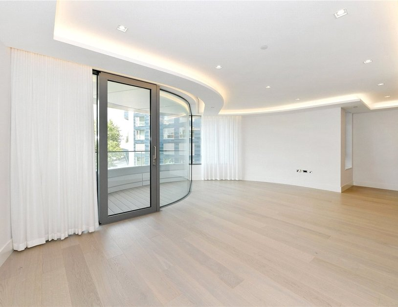 Apartment to rent in Albert Embankment view2