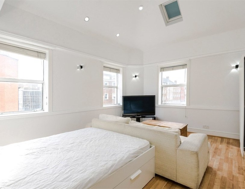 Studio Flat to rent in Devonshire Street view6-thumb