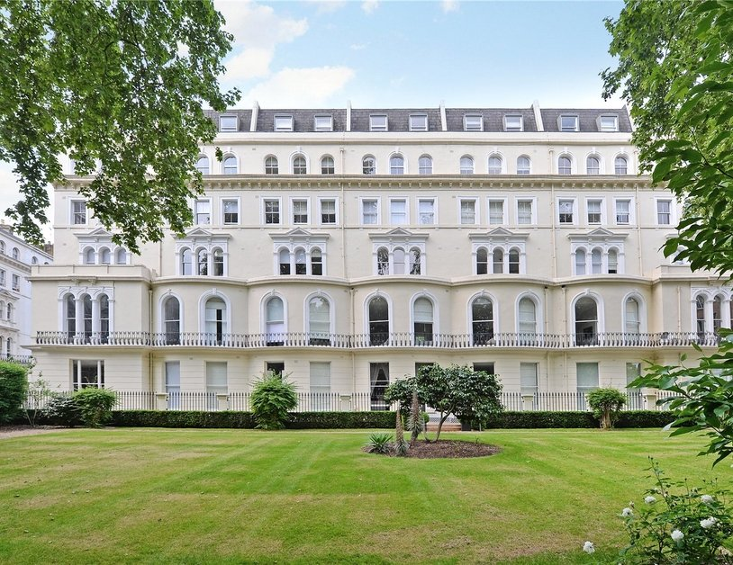 Apartment to rent in Kensington Gardens Square view1-thumb